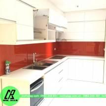 Thiết kế thi công nội thất chung cư Golden Place phòng B1005