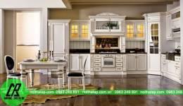 Thiết kế tủ bếp hiện đại cho chung cư Golden Palace...