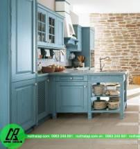 Mẫu thiết kế tủ bếp cho gia đình chị Hương- Phạm Hùng