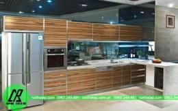 Mẫu tủ bếp picomat anh Phong - Trung Kính