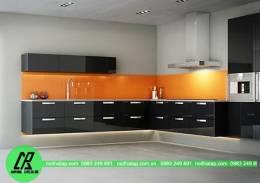 Tủ bếp gỗ nhựa Picomat bền đẹp giá rẻ