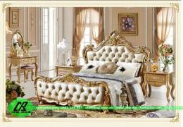 Thiết kế giường ngủ theo phong cách Châu Âu