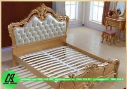Thi công thiết kế giường ngủ Chị Lan- Gia Lâm