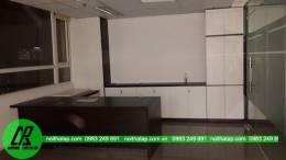 Hình ảnh thi  công nội thất văn phòng