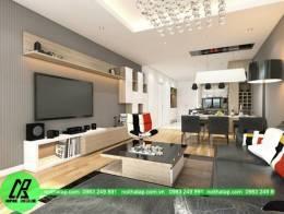 Mẫu thiết kế nội thất chung cư tại Hà Đông