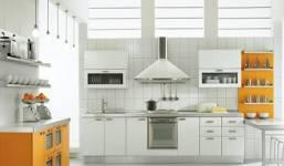 tủ bếp gỗ nhựa Picomat