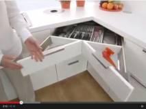 Video chức năng của các phụ kiện, thiết bị tủ bếp của hãng B