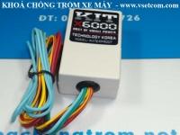 Khóa chống trộm Kit X6000