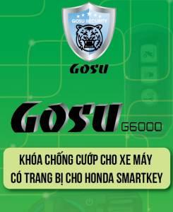 KhÓA GOSU G6000-HONDA SMART KEY SH 2016