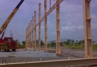 Thi công xây lắp nhà xưởng