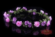 Vòng hoa cô dâu 2