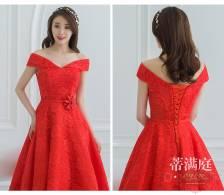 Váy ngắn màu đỏ 2016