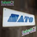 Logo mica nổi BMC-1038