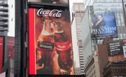Biển quảng cáo 3D hiện đại nhất thế giới tại quảng trường thời đại
