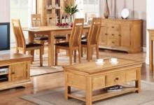 Cách chọn nội thất gỗ phù hợp cho nhà ở hiện đại