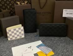 Địa chỉ bán ví da nam Louis Vuitton Quận 6, Quận 8, Quận 11 HCM