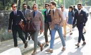 Những nguyên tắc chuẩn mực khi mang giày lười nam