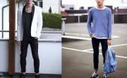 Lựa chọn giày nam phù hợp khi phối hợp với quần jean