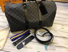 Túi trống Louis Vuitton siêu cấp thời trang tiện lợi khi đi du lịch