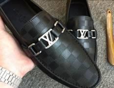 Giày nam LV - Sự lựa chọn hàng đầu của đấng mày râu