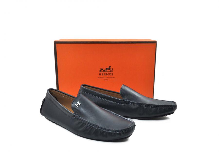 Giày lười nam thời trang Hermes GN12