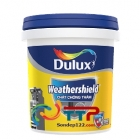 CHẤT CHỐNG THẤM DULUX WEATHERSHIELD - 20kg