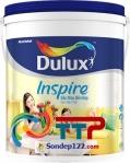 SƠN NỘI THẤT DULUX INSPIRE SẮC MÀU-18L