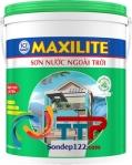 SƠN  NGOẠI THẤT MAXILITE-5L