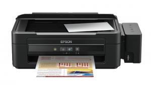 Máy in phun màu đa năng EPSON L350 (IN-SCAN-COPY-FAX)