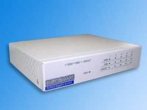 Switch Infosmart INGS500 - 5 Port Gigabit