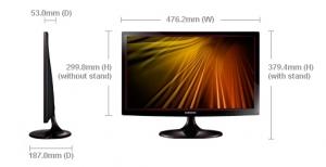 LCD Samsung S20C300B 19.5 inch LED