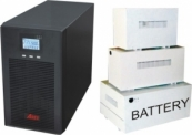UPS ARES AR901IIH 1KVA (900W) LONG TIME MODE