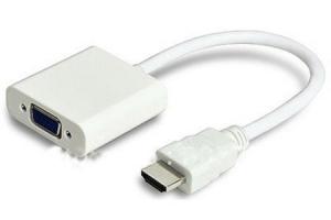 Cáp chuyển cổng HDMI to VGA