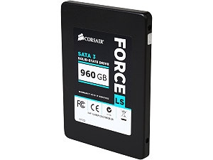 "SSD Corsair Force LS CSSD-F960GBLSB 2.5"" 960GB"