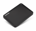 "Toshiba Canvio Connect II 3TB 2.5"" USB 3.0 (Black /Gold)"