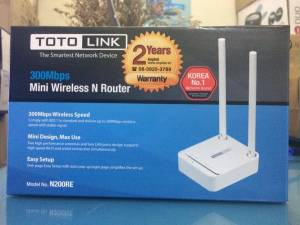 TOTOLINK N200RE Wifi (Accesspoint)