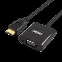 UNITEK-HDMI-to-VGA-Converter-Y-6333
