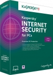 Kaspersky Internet Security 2016 cho 3 máy