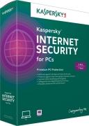 Kaspersky Internet Security 2016 cho 3 máy