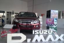 Chiêm ngưỡng Isuzu D-Max 2016 facelift vừa ra mắt