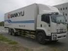 Xe ô tô tải 15 tấn ISUZu FVM34W (6X2)