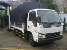 Xe tải nhẹ 1,9 tấn QKR55H thùng mui phủ bạt