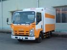 Xe tải Isuzu NLR55E thùng kín