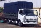 Xe tải 3,4 tấn Isuzu NPR85K thùng mui phủ bạt