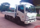 Xe tải 5,3 tấn Isuzu NQR75L thùng lửng