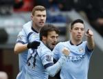 Dự đoán vòng 28 Premier League: M.C thắng đậm, M.U hòa