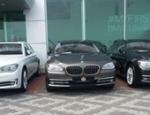 Loạt xe BMW 7-Series phục vụ Hội nghị cấp cao ASEAN lần 26