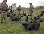 Con số 300 lính dù Mỹ huấn luyện gì cho binh sĩ Ukraine?