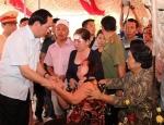 Bộ trưởng Trần Đại Quang chia buồn với gia đình nạn nhân, chỉ đạo phá án