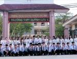 Lớp học trường làng có 26 em đạt trên 25 điểm thi THPT quốc